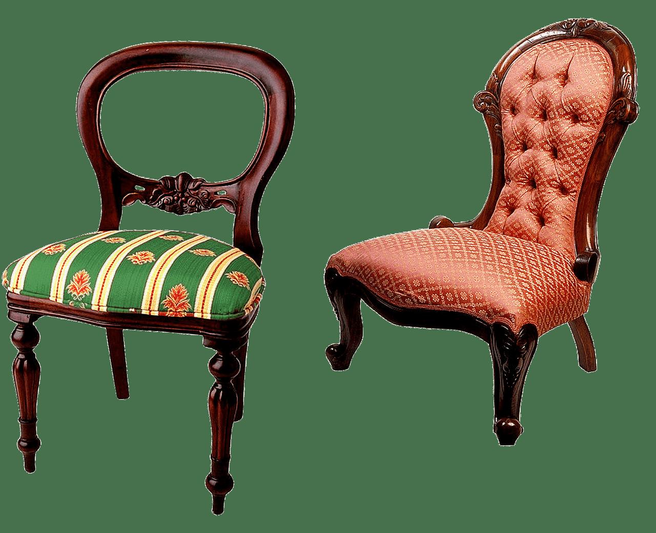 כיסאות מרופדות